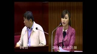 20150416市長施政報告質詢-建成圓環拆不拆