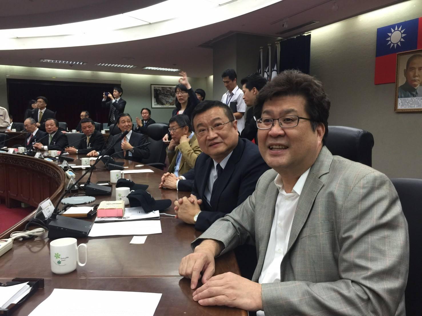20160418日本會議地方議員聯盟訪問團
