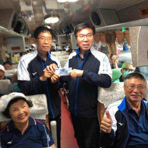 全民運動會臺北市代表隊槌球