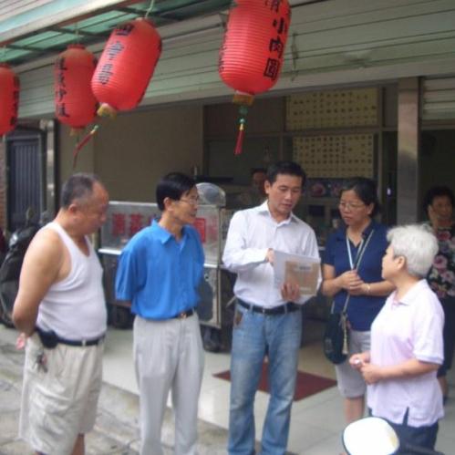 0915虎林街民宅治安死角TVBS採訪