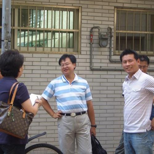 0911廣居里人行道更新