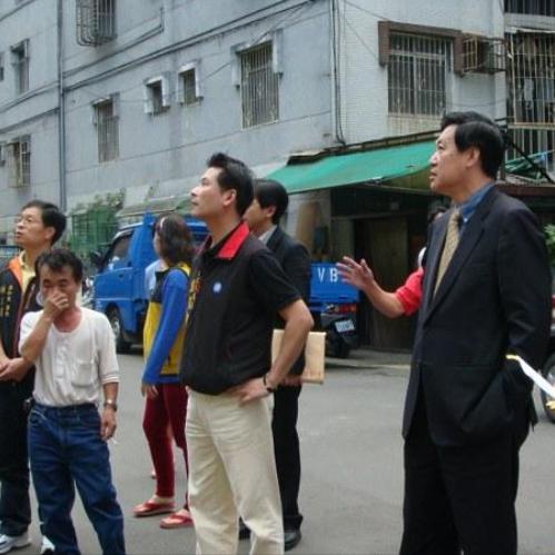 1127吳興街危險山坡聚落會勘