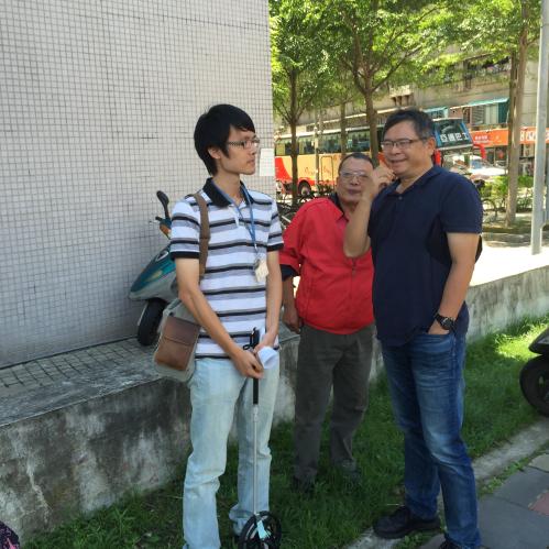 (會勘)南港運動中心前規劃設置U-bike
