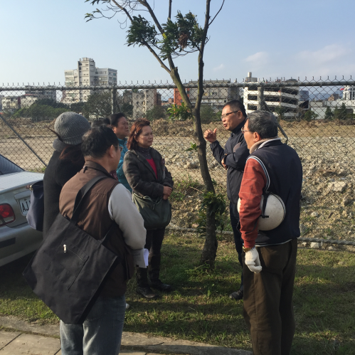 (會勘)南港區62號公園預定地改建停車場事宜