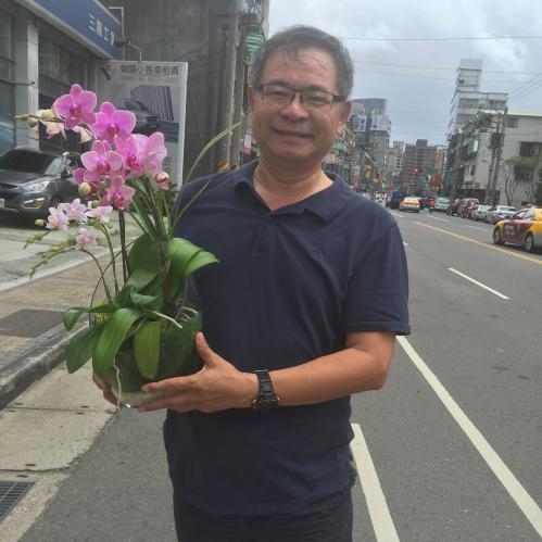 (活動)台北花卉花禮競賽