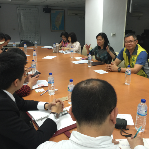 臺北市內湖社區安全與健康協進會議